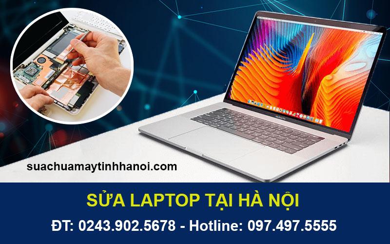 Sửa máy tính, laptop tại quận Hoàn Kiếm