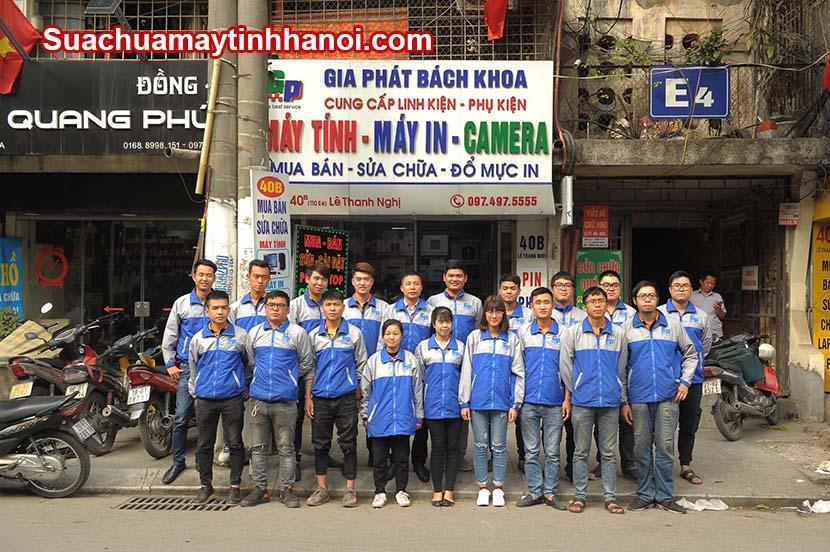 Đổ mực máy in tại nhà quận Hoàn Kiếm
